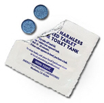 Toilet Leak Detector Tablets